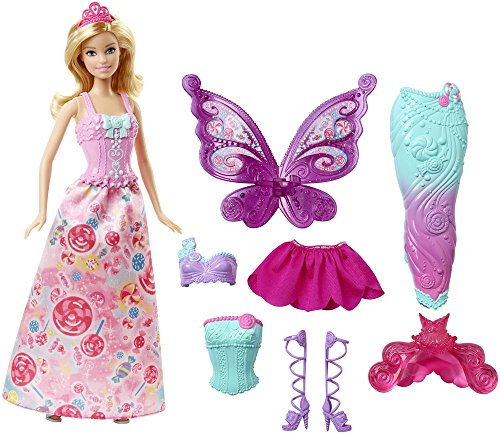 Barbie Dhc39 Fairytale Dress Up Gift Set A Kids Boutique