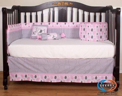 12 Piece Baby Boy Crib Bedding Set