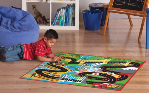 Kids Game Rugs Home Decor