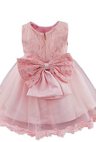 Youre Viewing FEESHOW Baby Girl Lace Flower Princess Wedding Party Pageant Birthday Tutu Dress 2299