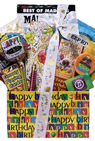 Youre Viewing Great Arrivals Kids Teen Birthday Gift Basket Ages 13 And Up ITunes