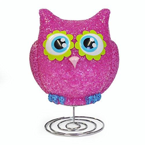 Heritage Kids Owl EVA Lamp