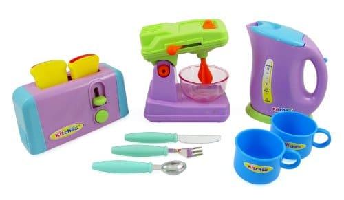 Liberty Imports Kitchen Appliances Toy For Kids Mixer