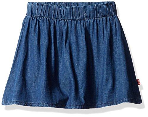 ee2de7de9 Levi's Girls Lightweight Denim Skater Skirt - A Kids Boutique