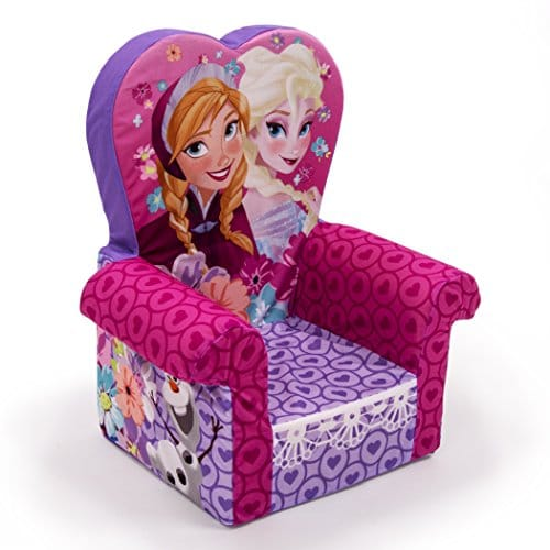 Marshmallow Furniture Frozen High Back Chair A Kids Boutique
