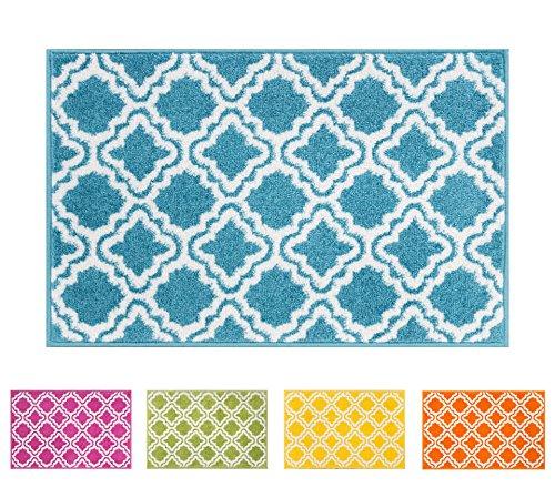 Small Rug Mat Doormat Well Woven Modern Kids Room Kitchen Rug