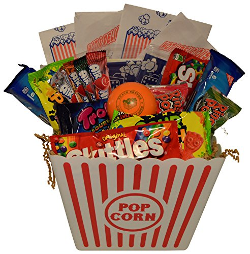 Ultimate movie night gift bundle care package easter basket ultimate movie night gift negle Choice Image