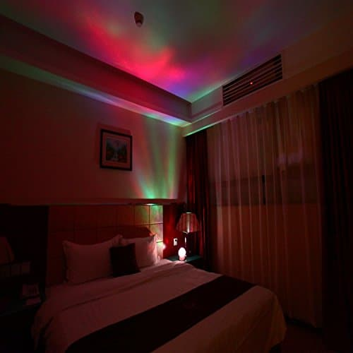 mood lighting for bedroom. soaiy remote soothing aurora led night light mood lighting for bedroom