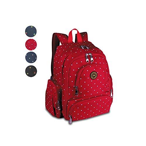 yuhan baby diaper bag travel backpack handbag large capacity fit stroller a kids boutique. Black Bedroom Furniture Sets. Home Design Ideas