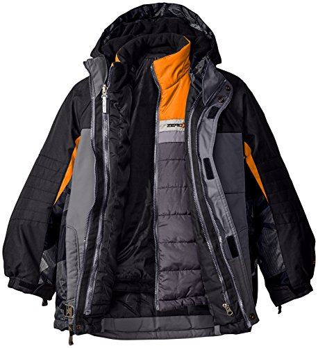 Zeroxposur Little Boys Icepeak Systems Coat A Kids Boutique